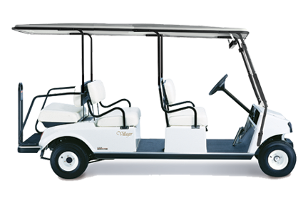 Villager 6 Seater Buggy